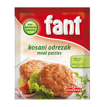 FANT Seasoning Mix for Meat Patties 14/90g