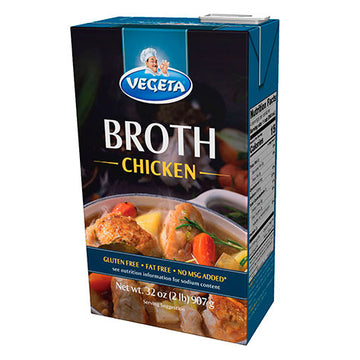 VEGETA Chicken Broth 12/946ml