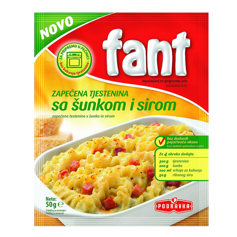 FANT Seasoning for Ham & Cheese Baked Pasta 24/50g