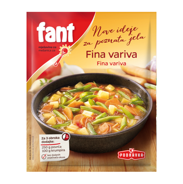 FANT Seasoning Mix for Vegetable Stew 26/40g