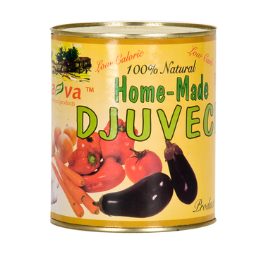 va-va Duvec Mixed Vegetables Can 9/850g