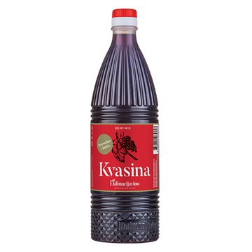 DALMACIJA VINO Kvasina [Red Wine Vinegar] 12/1L