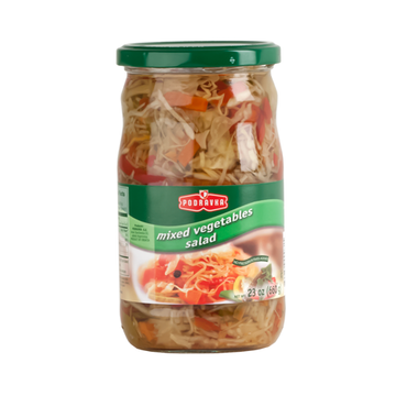 PODRAVKA Mixed Vegetable Salad 12/660g