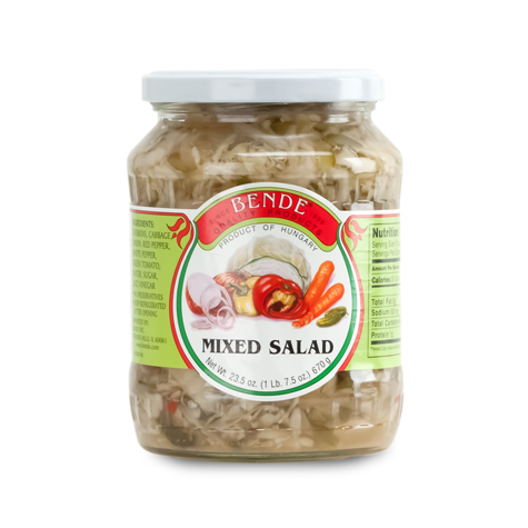 BENDE Mixed Salad 12/23.5oz