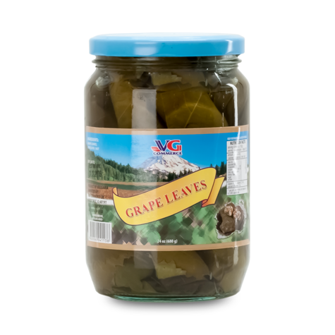 VG Grape Leaves 12/680G