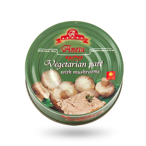 va-va Vegetable & Mushroom Pate 50/100g