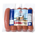 BROTHER AND SISTER Kranjska Cooked Veal Sausage (per lb) [Frozen]