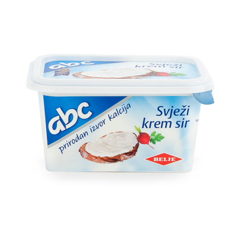 BELJE ABC Cheese Spread 12/200g