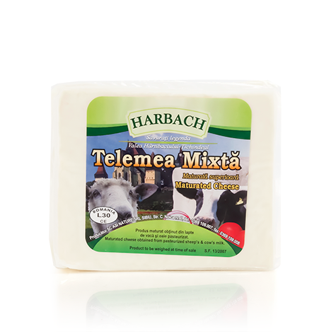 HARBACH Telemea Sheep & Cow's Milk Cheese 20/400g