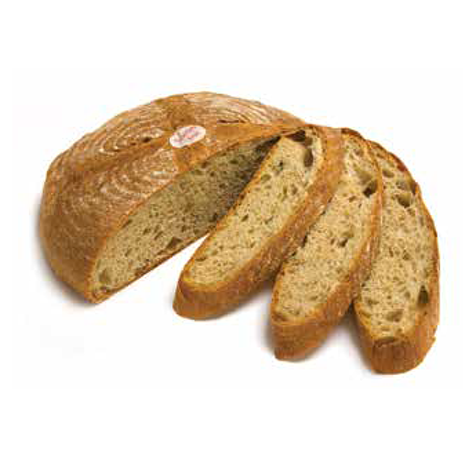 ZITO  Bread Traditional Home Loaf 8/500g [Frozen]