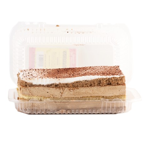 GRAND BAKERY Tiramisu Cake 6/20oz [Frozen]