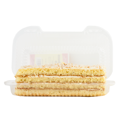 GRAND BAKERY Banana Coconut Cake 6/20oz [Frozen]
