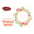 SWEET HOUSE Domaci Kolaci [Assorted Cakes] 10/1000g