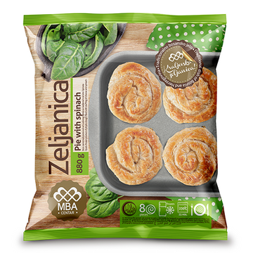 BUJRUM Burek Cheese & Spinach 10/880g [Frozen]