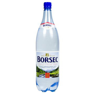 BORSEC Mineral Water 6/1.5L (price includes CA CRV)