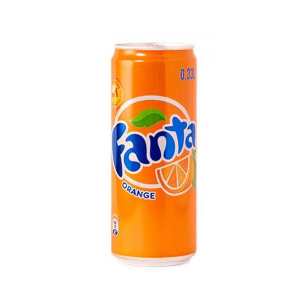 FANTA Orange 24/330ml Can