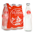 ULUDAG Gazoz Fruit Soda 4/6X330ml (price includes CA CRV)