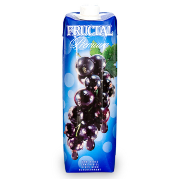 FRUCTAL Superior Nectar Black Currant 12/1L