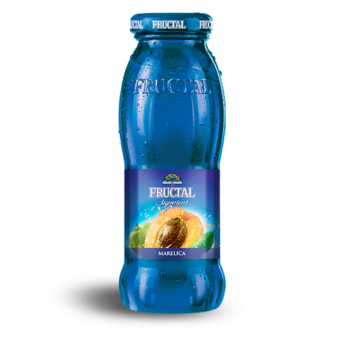 FRUCTAL Nectar Apricot 12/0.20L (price includes CA CRV)