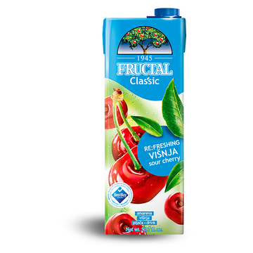 FRUCTAL Classic Sour Cherry 8/1.5L
