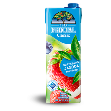 FRUCTAL Classic Strawberry 8/1.5L
