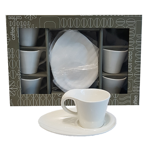 Coffee Service Set 12pc 90ml