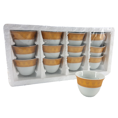 Fildzan Coffee Service Set  24pc 70ml BGS-1403