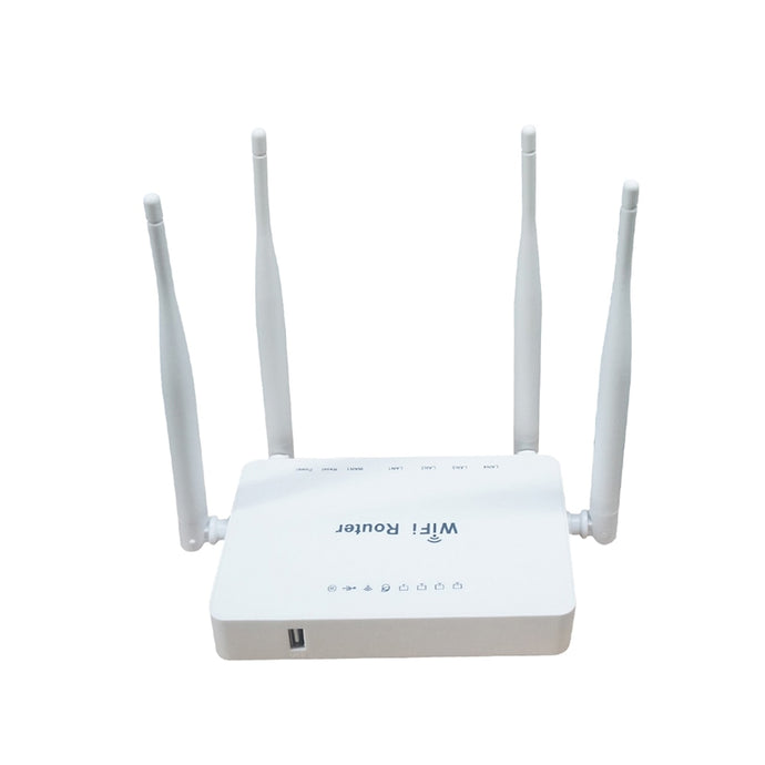 WE1626 wifi router for 3g usb modem 1200mbps wireless vpn router 4*Lan and 1*Wan ports and 4 high gain antenna 2.4ght