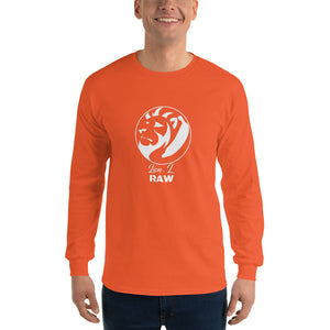 Long Sleeve T-Shirt Lion.L Raw T-Shirt