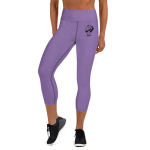 Lion.L Raw Yoga Leggings