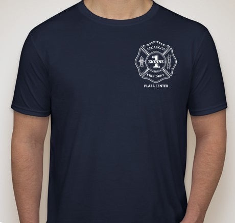 Engine 1 Maltese Cross Shirt