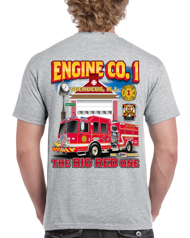 Engine 1 Truck Shirt