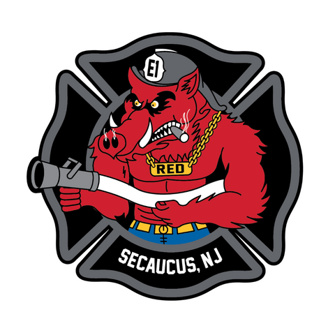 Engine 1 Maltese Patch