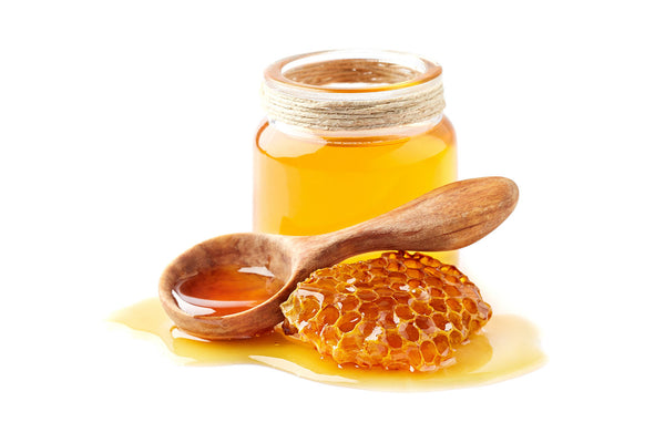 Honey powder (with maltodextrin and bee honey)