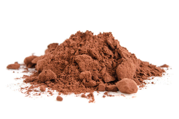 Light cocoa powder