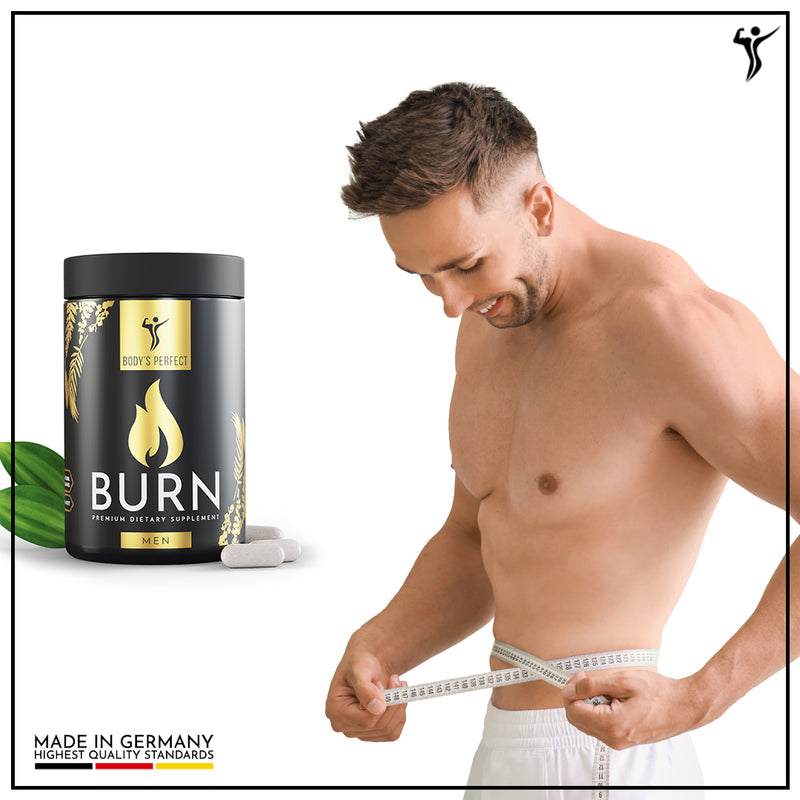 BURN capsules for men
