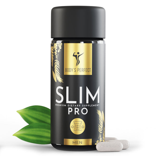 SLIM capsules for men  - Body\'s Perfect GmbH