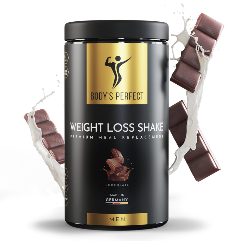 WEIGHT LOSS SHAKE for men  - Body\'s Perfect GmbH