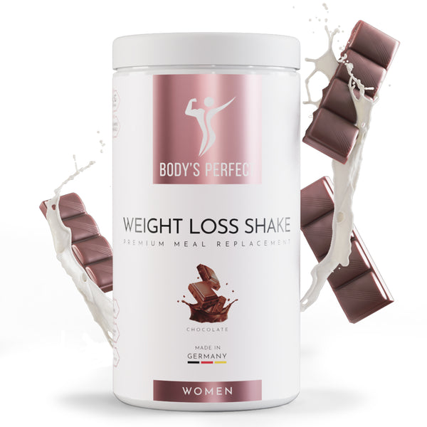 WEIGHT LOSS SHAKE for women  - Body\'s Perfect GmbH