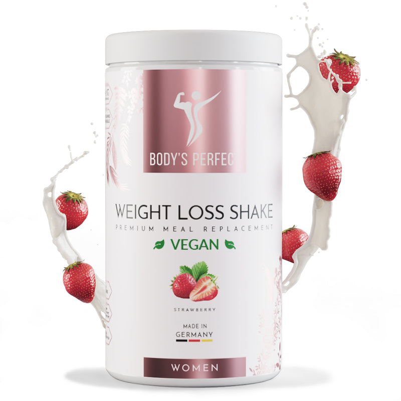 WEIGHT LOSS SHAKE VEGAN - for women
