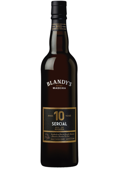 Vinho Blandy's Sercial 10 Years Old Madeira