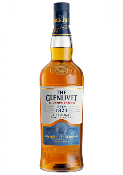 Scotch Whisky Malt The Glenlivet Founder's Reserve