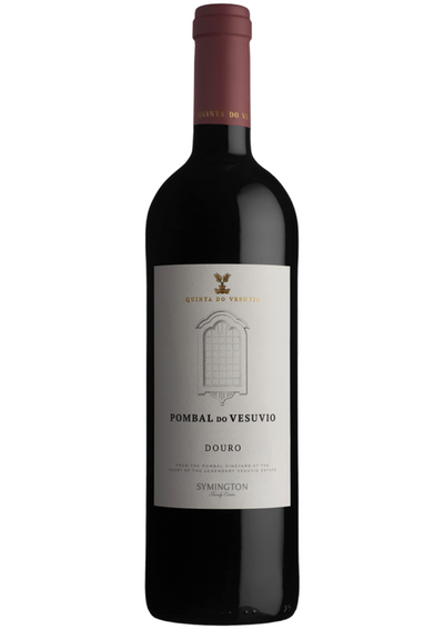 Vinho maduro tinto do Douro Pombal do Vesuvio Red 2017