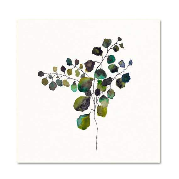 Little Leaves art print Snoogs & Wilde Art