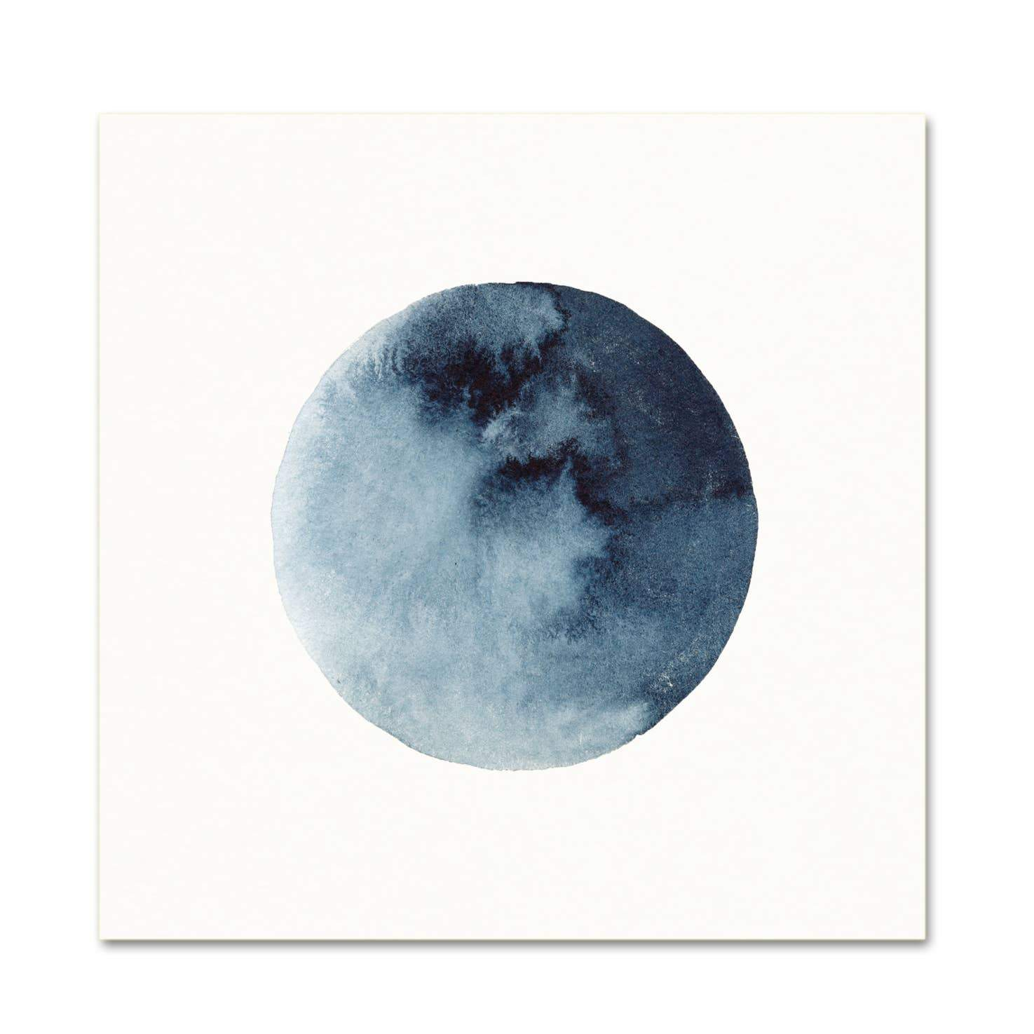 Blue Moon ~ Art Print Snoogs & Wilde Art