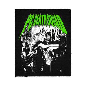 "PC Deathsquad ""It's A Rager"" Back Patch"