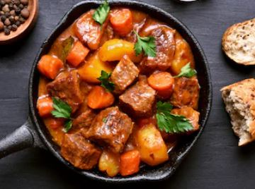 Beef Stew Meat-Frozen