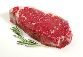 New York Steaks USDA Choice -frozen