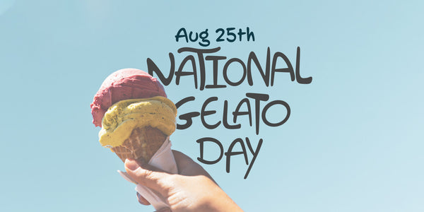 The (unofficial) Official National Gelato Day