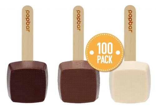 Hot Chocolate on a Stick - Case of 100